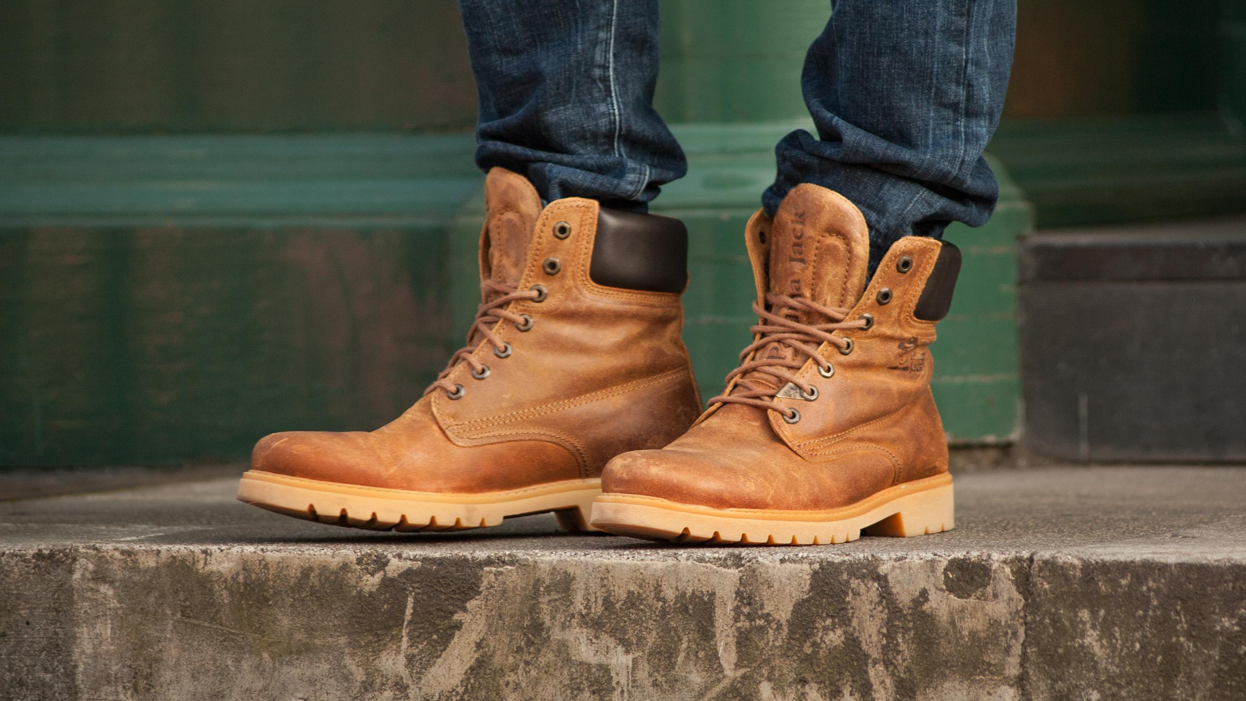 d3220b4ee59 Botas de hombre (Tipo Timberland) ¿Pantalón por dentro de la bota o ...
