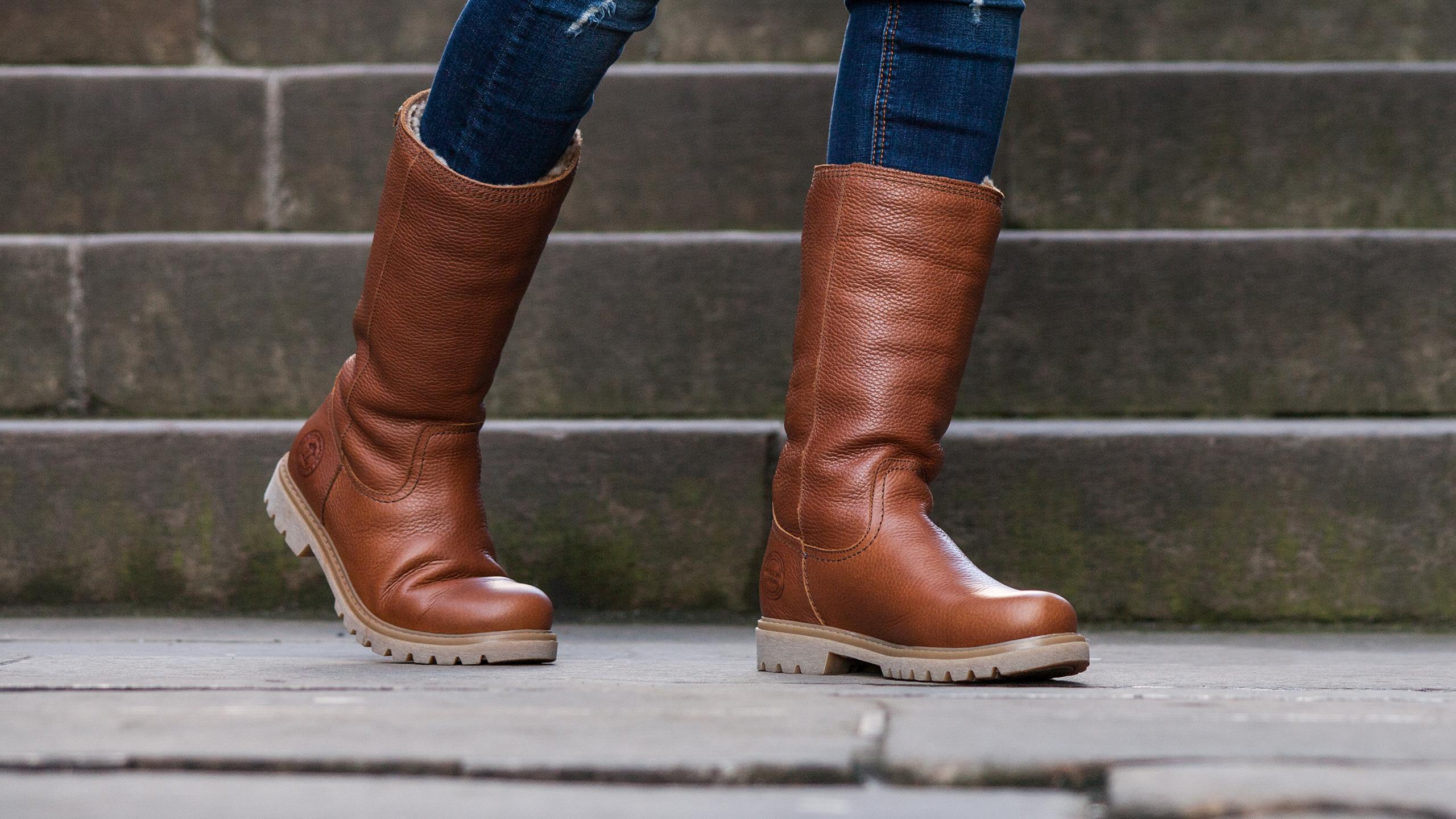 349db8fcaaf632 Womens boots BAMBINA bark
