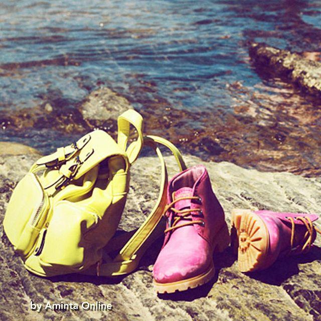Bota Panama Colours