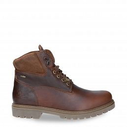 Amur Gore-tex Chestnut Napa Grass Man Footwear