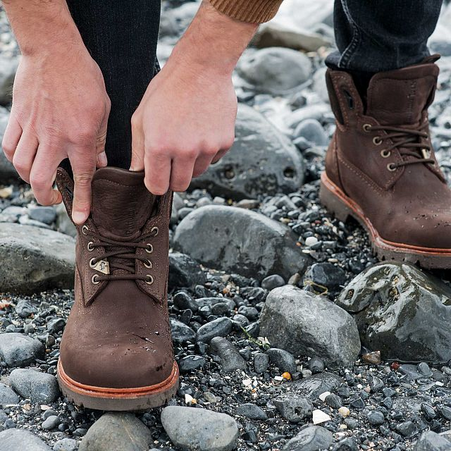 Amur Gore-tex Brown Nobuck Man Footwear