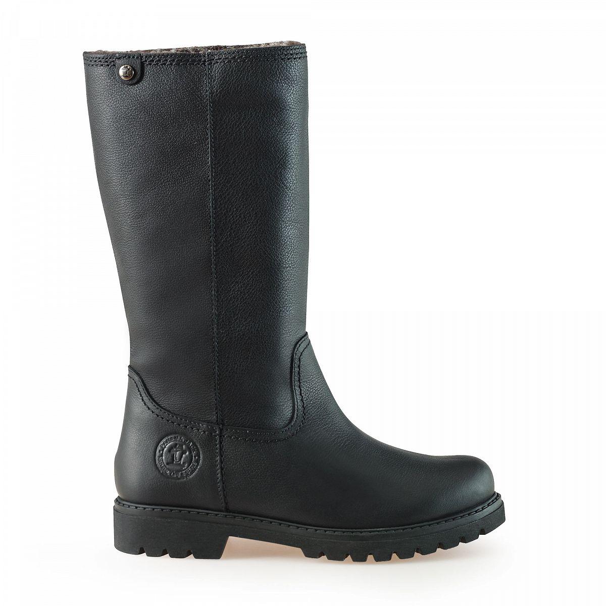 Womens boots bambina black panama jack 174 online shop