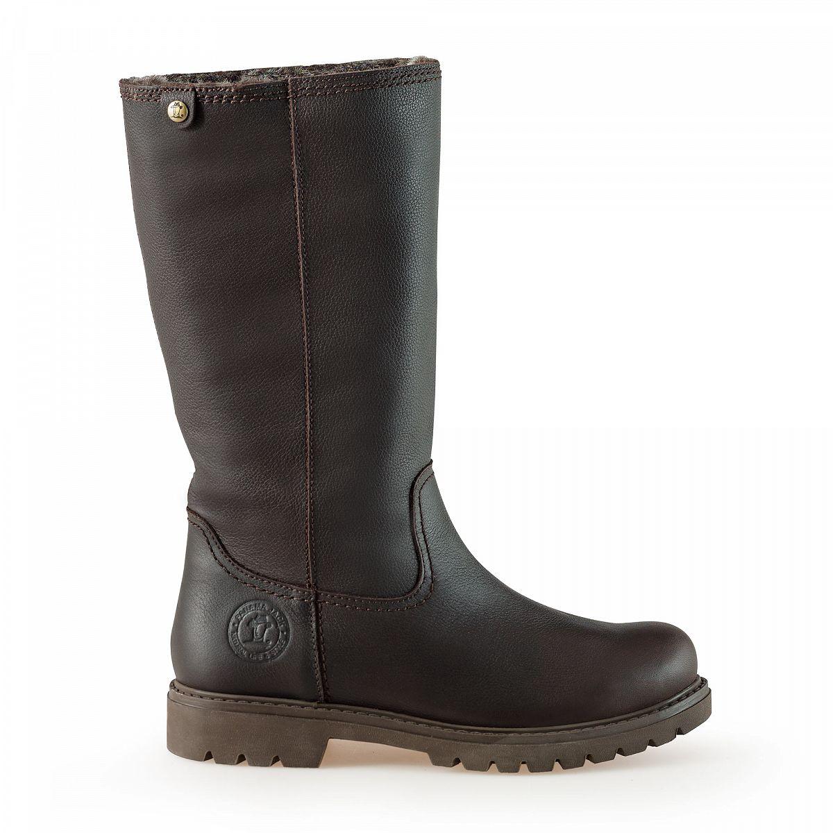 womens boots bambina brown panama jack online shop. Black Bedroom Furniture Sets. Home Design Ideas