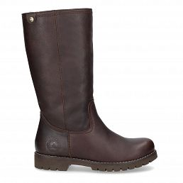 Panama Jack Bambina Igloo Brown Napa Grass Woman Footwear