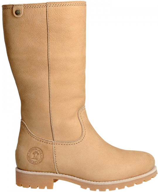 8d63a910ee04b Natural leather boot with a lining of Sheepskin. Bambina Igloo