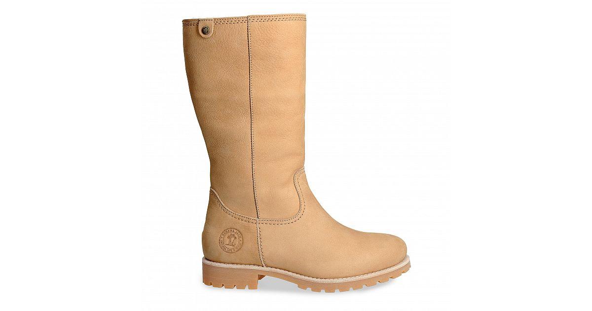 4237f3224bb98 Women s boot BAMBINA IGLOO natural