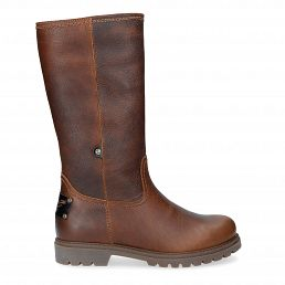 Bambina Igloo bark cognac Napa Grass Woman Footwear