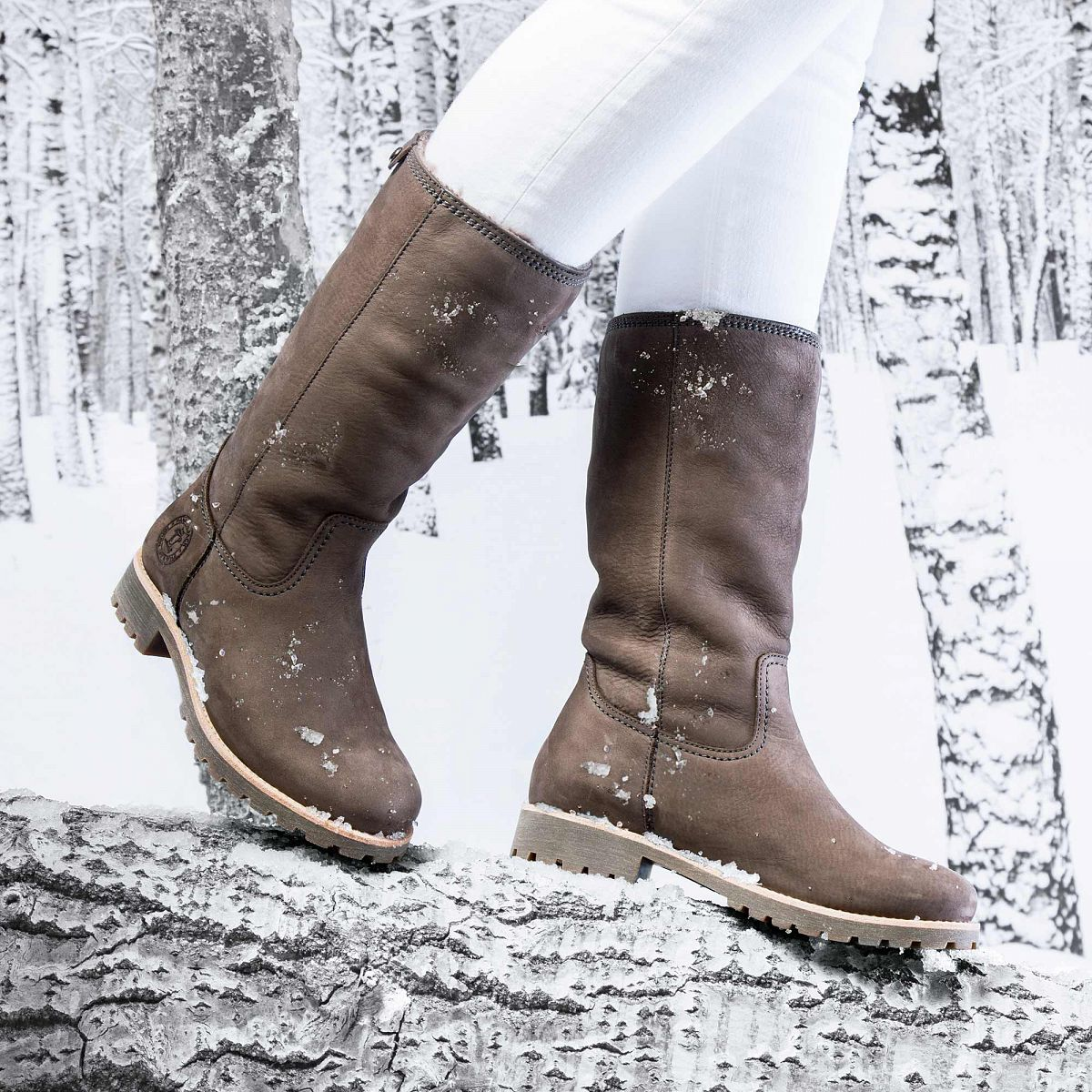 973a6723cb5a Women s boot BAMBINA IGLOO grey