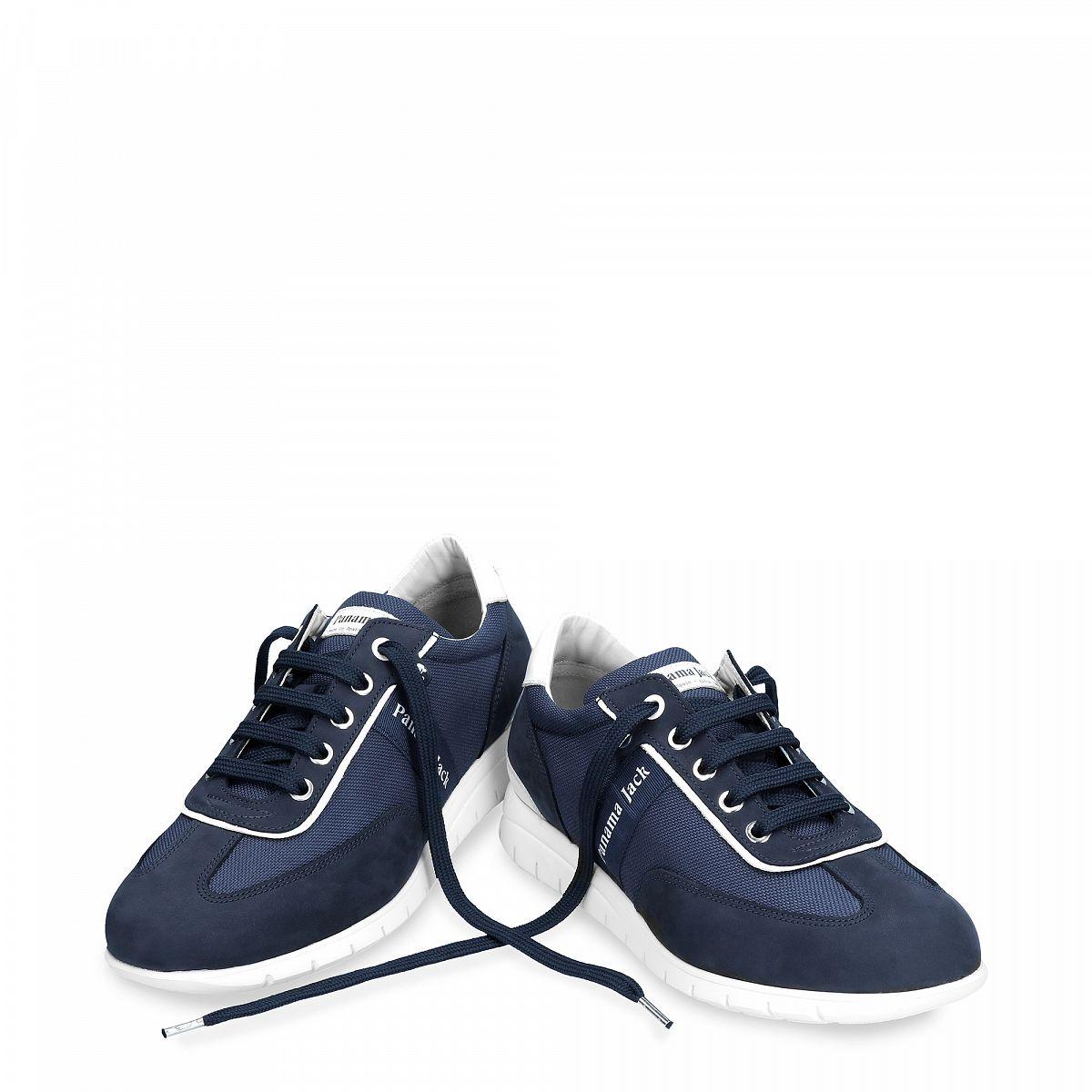 Banus Navy blue Nobuck