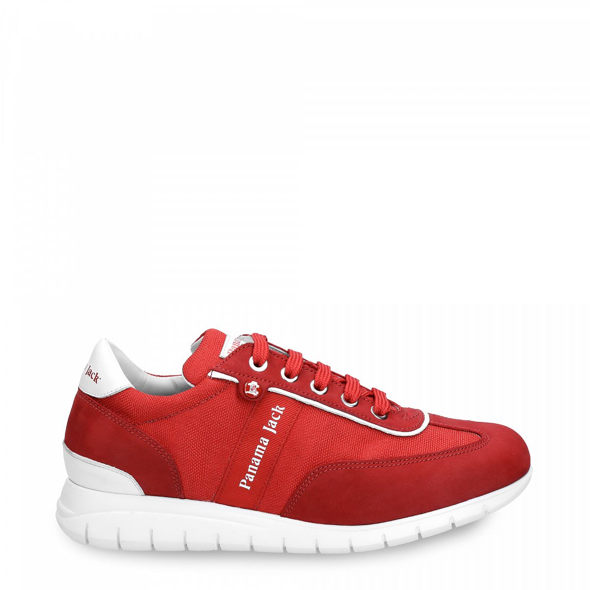 Banus Red Nobuck