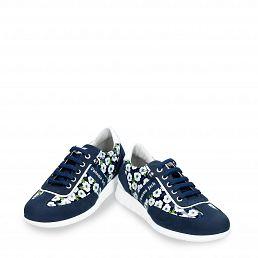 Banus Garden Navy blue Charol