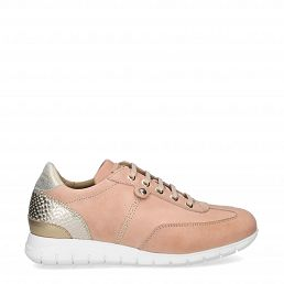 Banus Malibu Salmon Napa Grass Woman Footwear