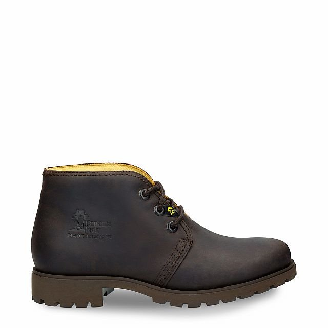 Panama Jack Bota Panama Brown Napa Grass Woman