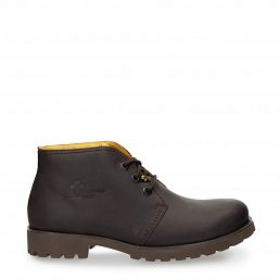 Ankle chukka boots with leather lining