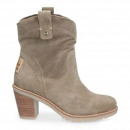 Carnaby Taupe Velour New-in-woman-summer
