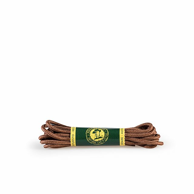 Shoelaces 135 Cm in bark Bark Poliester Woman
