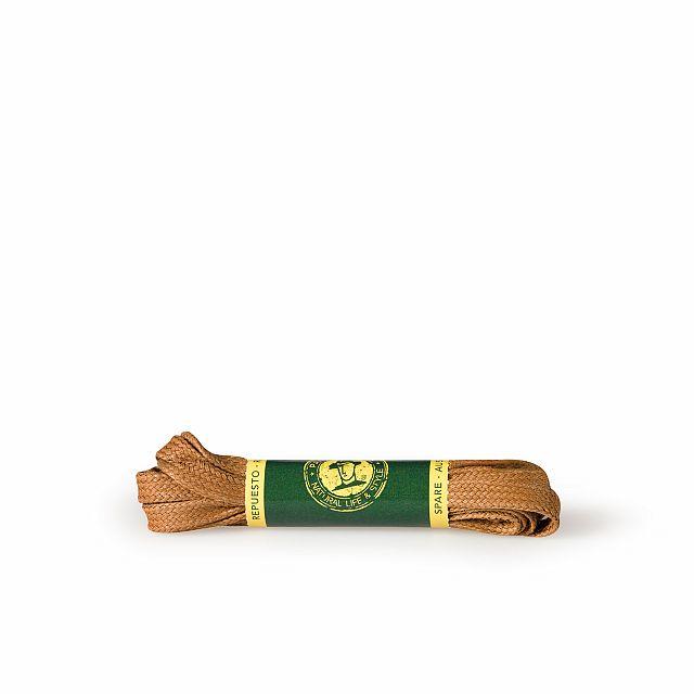 Shoelaces 135 Cm in bark