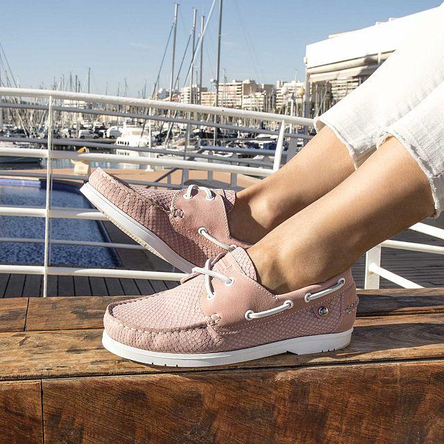 Panama Jack Costa Pink Napa Woman Footwear