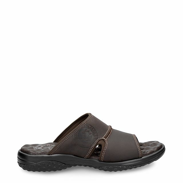 Panama Jack Crucero Brown Napa Grass New-in-man-summer
