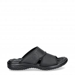 Crucero Black Napa Grass Man Footwear