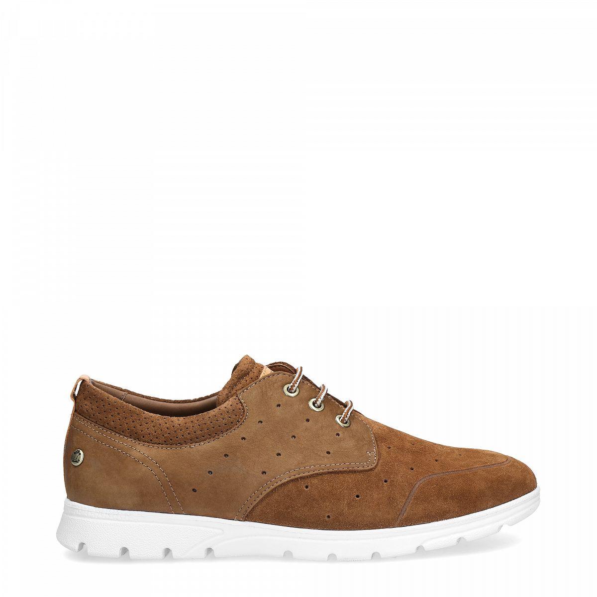 eb37ad961b Zapato de piel cuero con forro de piel
