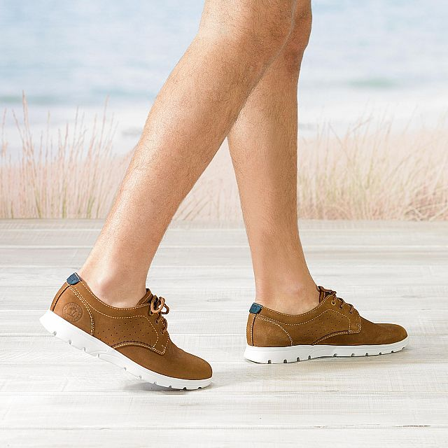 Domani Bark Nobuck Man Footwear