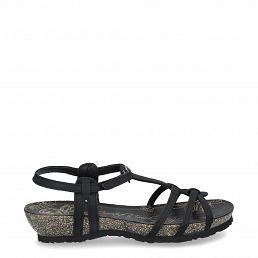 Dori Basics Black Napa Grass Woman Footwear