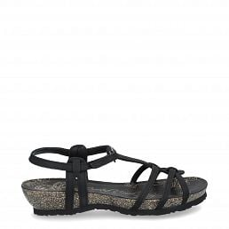 Dori Basics Black Napa Grass Woman