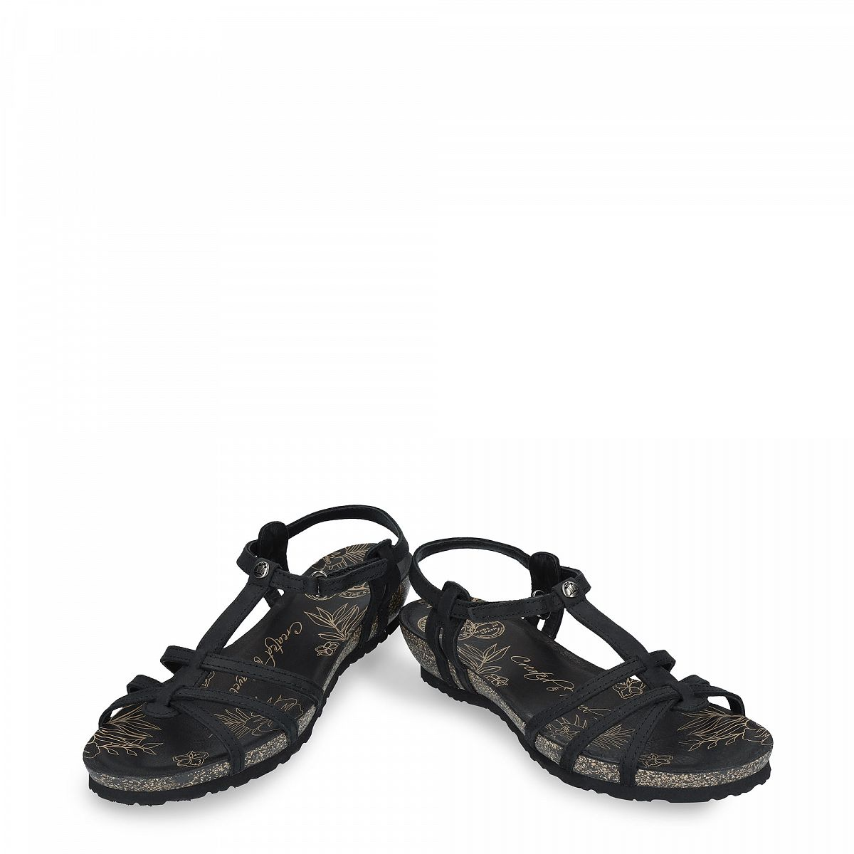 5c48c62c45f Women's sandals DORI BASICS black | PANAMA JACK®