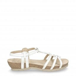 Panama Jack Dori Basics White Napa New-in-woman-summer