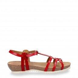 Panama Jack Dori Snake Charol  Woman Footwear