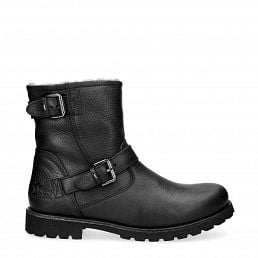 Faust Igloo Black Napa Grass Man Footwear