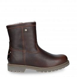 Fedro Igloo Brown Napa Man Footwear