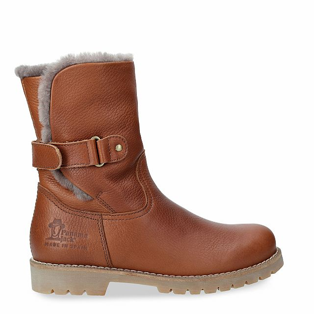 Felia Igloo bark Napa Grass Damen Schuhmode