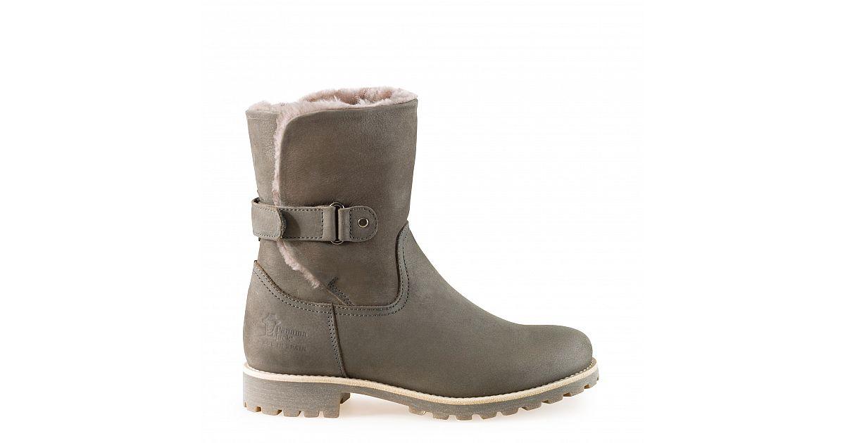 women s boot felia igloo grey panama jack official. Black Bedroom Furniture Sets. Home Design Ideas