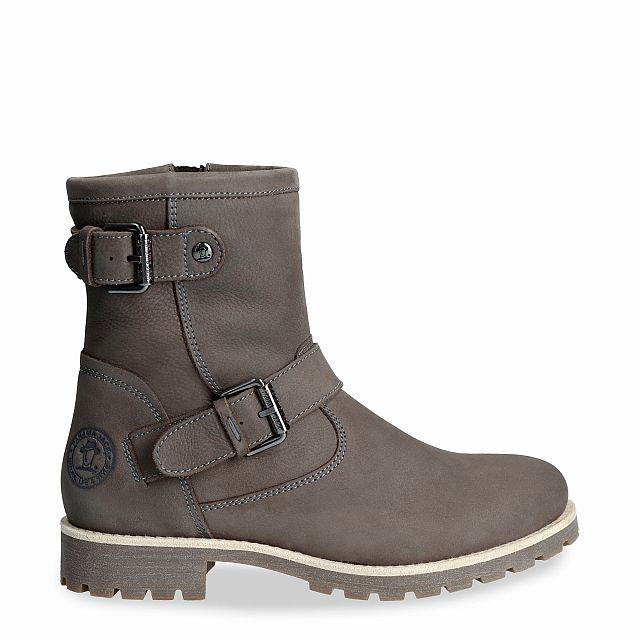 Felina Igloo Grey Nobuck Woman Footwear