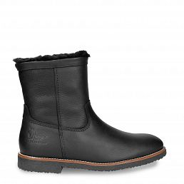 Gilbert Igloo Black Napa Grass Man Footwear