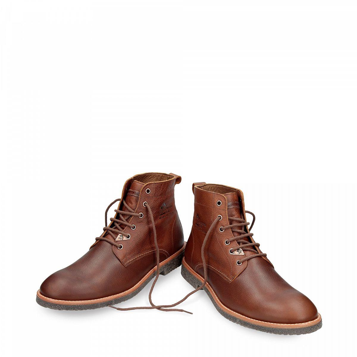 Men's Ankle Boot GLASGOW Tan