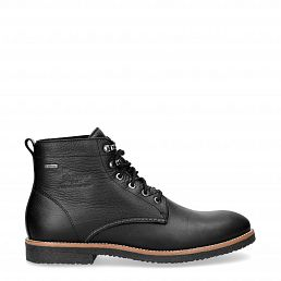 Glasgow Gore-tex Black Napa Grass Man Footwear