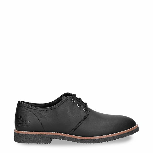 Goodman Black Napa Grass Man Footwear