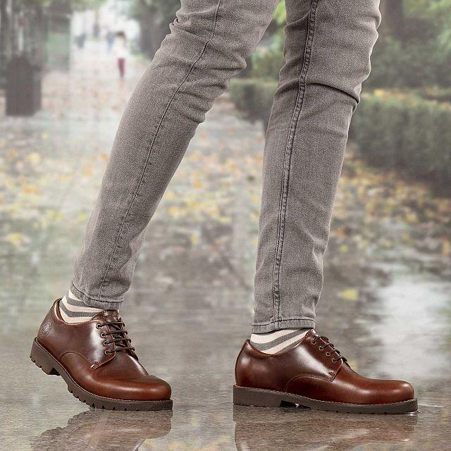 Jackson Bark Pull-Up Man Footwear