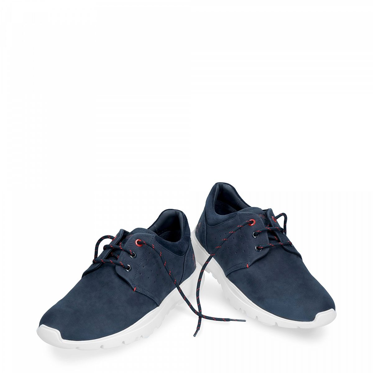 Julius Navy blue Nobuck