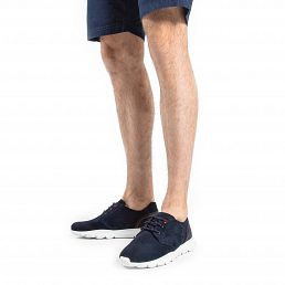 Jupiter Navy blue Velour