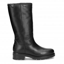 Leiza Gtx Black Napa Woman