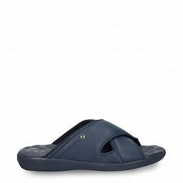 Magic Navy blue Napa Man Footwear