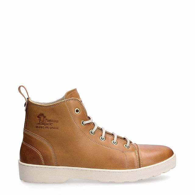 Manhattan Camel Nappa New-in-heren-zomer