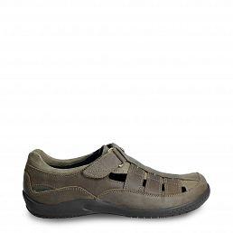 Meridian Khaki Napa Grass Man Footwear