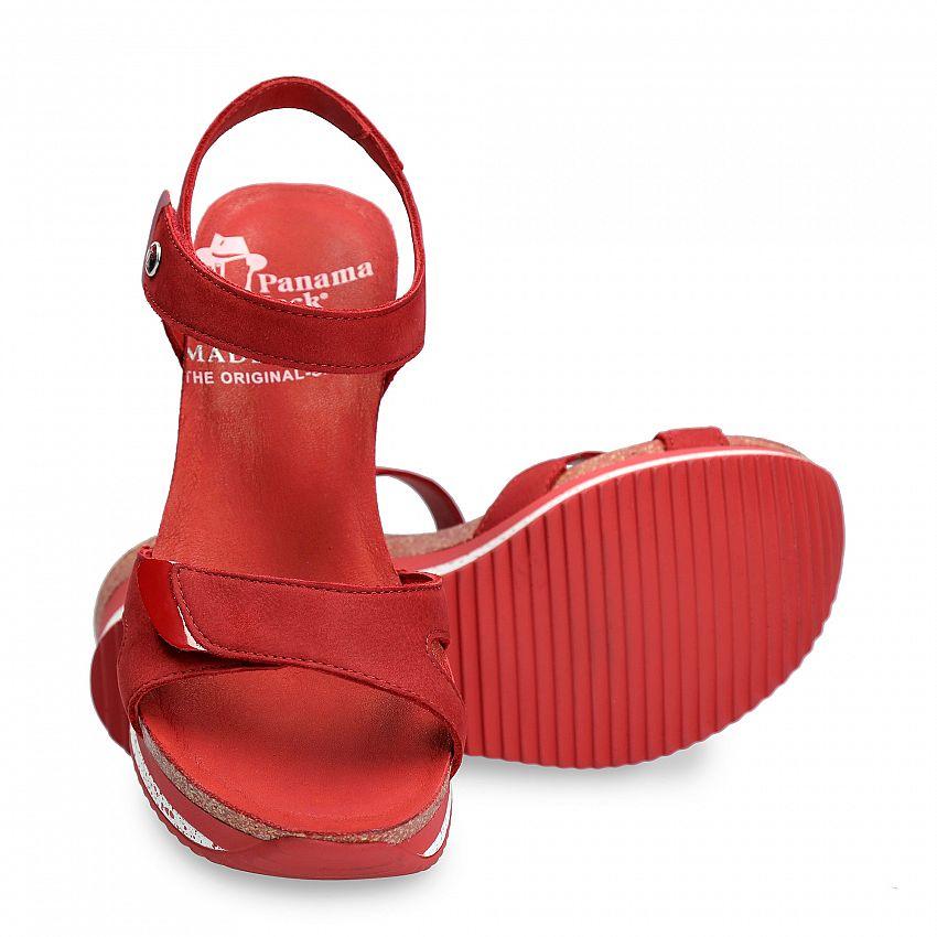 Nica Sport Red Nobuck