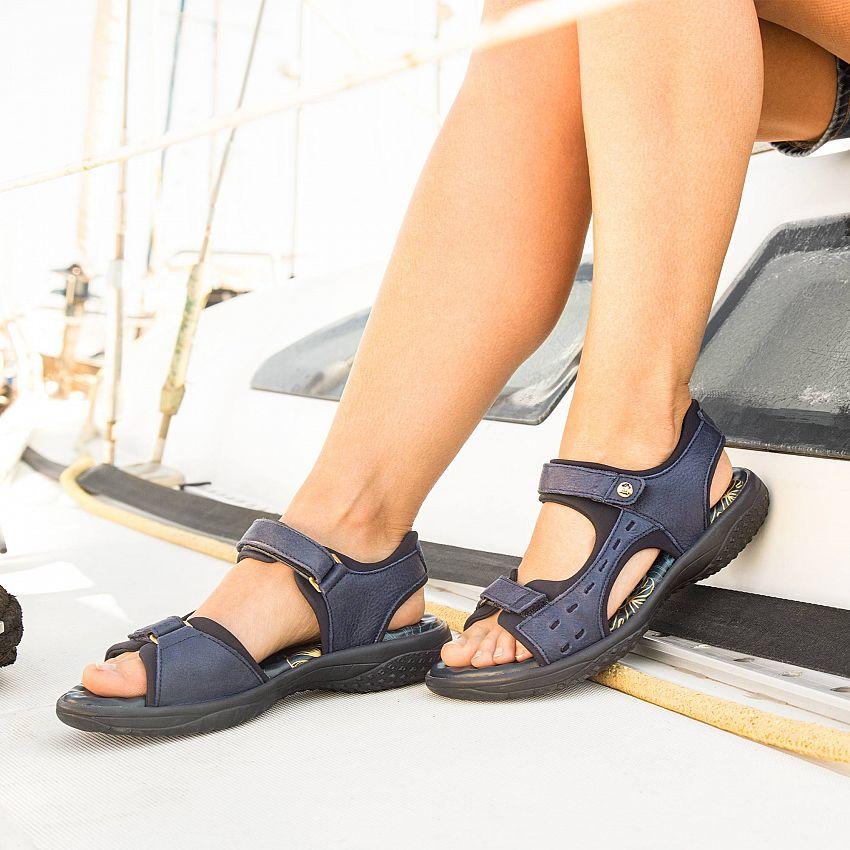 Nilo Soft-System Navy blue Napa