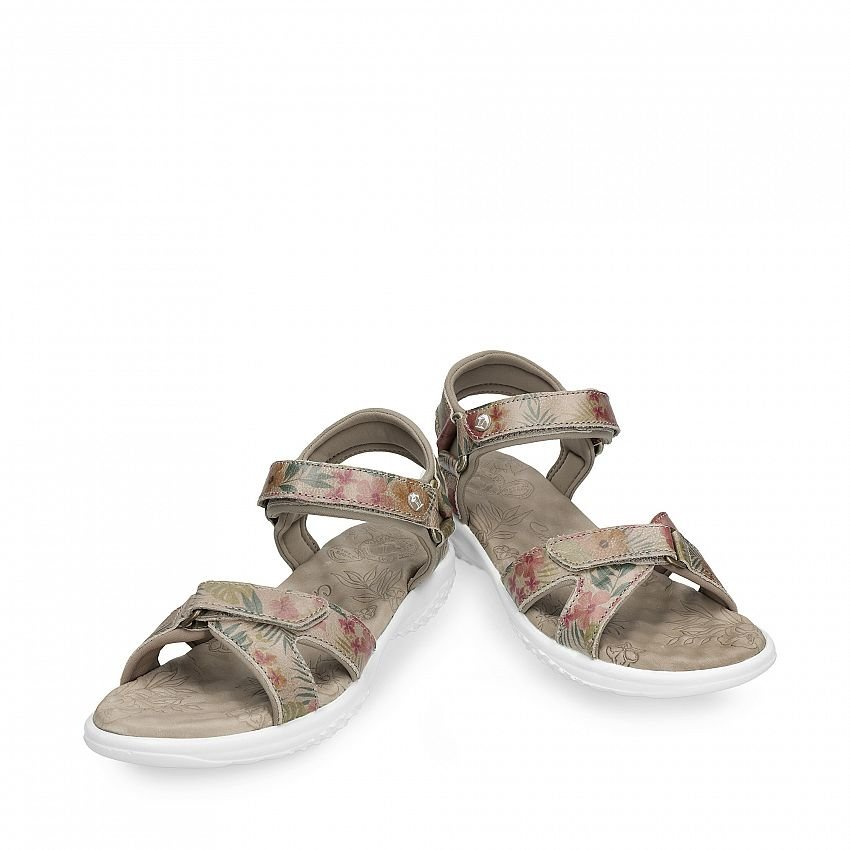 Noja Tropical Beige Nappa